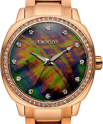 Breeze Glamsy Series Rose Gold